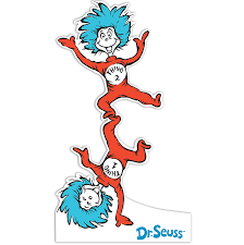 the cat in the hat beginning reader by dr seuss clipart image