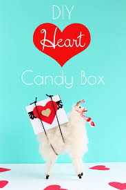 s day heart candy diy heart candy box a charming project