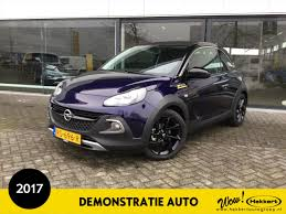 opel adam 2016 used opel adam rocks cars netherlands