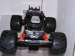 nitro rc monster truck kits kyosho giga crusher dual force 1 8th scale nitro monster truck