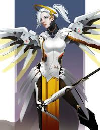 how to make halloween mercy desktop background overwatch has developed quite a fan art following page 45