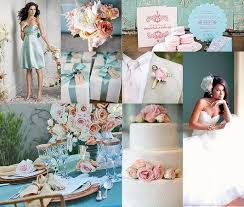15 best Light Pink & Blue Champagne & Smoke Grey Wedding Colours
