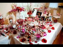 wedding candy table wedding candy table ideas
