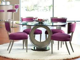 modern round dining room table fascinating ideas dining room the