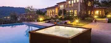 tubs u0026 swim spas in los angeles lifestyle outdoor