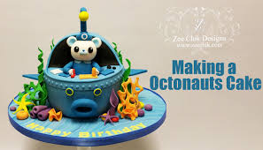 octonauts cake toppers how to make a octonauts cake