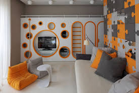 Boys Bedroom Design Kids With Study Table And Lampshade Kbhome I - Design ideas for boys bedroom