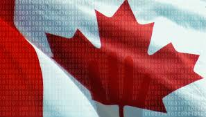 Standing Flag Banners Cippic Standing Guard For Canadians U0027 Digital Rights Boing Boing