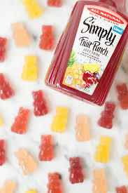 make your own gummy bears diy gummy bears kids birthday snacks gummy