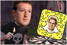 facebook officially toying with snap stock price like a sadistic