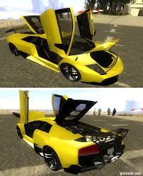 Lamborghini Murcielago 2010 - gta san andreas 2010 lamborghini murcielago lp 670 u20134 superveloce