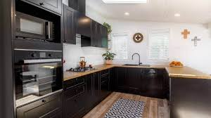 black kitchen cabinets nz kitchen of the week and caleb go for black stuff co nz
