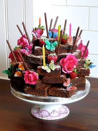 best 25 birthday brownies ideas on pinterest chocolate fudge