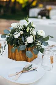 Cube Vase Centerpieces by 13 Popular Wedding Centerpiece Vessels Weddingwire