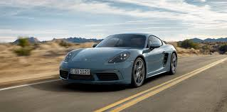 porsche cayman pricing 2016 porsche 718 cayman pricing and specifications