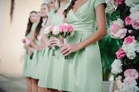 mint green wedding green and pink wedding pale pink and mint green florida wedding