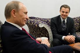 leonardo dicaprio explains why he u0027d u201clove u201d to play vladimir putin