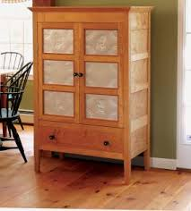 Free Woodworking Plans For Display Cabinets by Free Pie Safe Plans U2026 Pinteres U2026