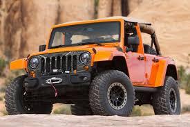sema jeep yj jeep wrangler mojo and wrangler maximum performance sema show