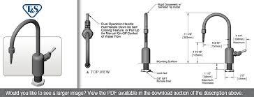 Laboratory Faucet Bl 9515 01 Lab Faucet Dual Control Handle Gray Pvc Rigid