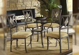 Round Glass Table And Chairs Dining Dining Sets Casual Dining The Furniture Warehouse