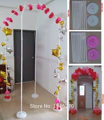 wedding arches supplies aliexpress buy balloon arch diy wedding decorations party