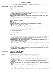 simple resume exles 2017 editor box associate editor resume sles velvet jobs