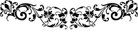 design clipart vintage scroll accent clipart clip art at clker com vector clip