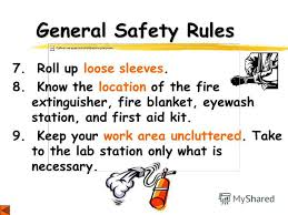 light duty at work rules презентация на тему lab safety general safety rules 1 listen to