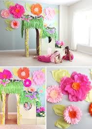 giant tissue paper flower tutorial for mia malachi and maliah