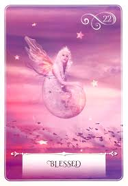 blessed archangel oracle guidance