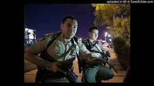 las vegas shooting police scanner 10 1 2017 man with rifle in