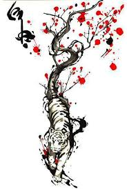 25 beautiful tiger tattoo design ideas on pinterest tiger