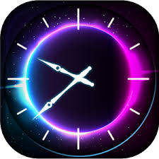 galaxy clock galaxy analog clock widget android apps on google play
