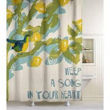 Bird Shower Curtain Rings 14 Best Bird Shower Curtains Images On Pinterest Shower Curtains
