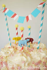circus cake toppers carnival carousel or circus cake topper tutorial diy inspired