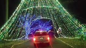 norfolk botanical gardens christmas lights 2017 norfolk botanical gardens 2017 youtube