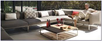 gloster furniture gloster teak outdoor furniture grid collection