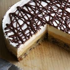 triple layer ice cream cake recipe tastespotting