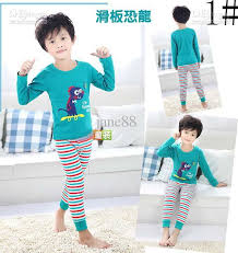 leisure wear child clothing boy and pajamas