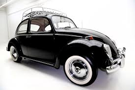 black volkswagen bug 1966 volkswagen beetle beautiful restoration american dream