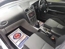 2011 ford focus 1 6 tdci zetec s 5door factory bodykit full
