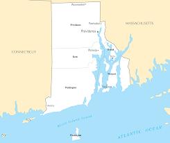 Map Of Massachusetts Cities Towns by Rhode Island Cities And Towns U2022 Mapsof Net