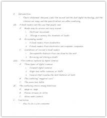 sample thesis essay