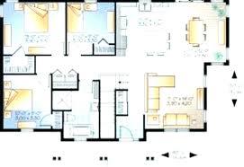 bungalow blueprints 6 bedroom bungalow house plans sencedergisi com