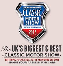 join mike at the lancaster insurance classic motor show u2013 nec