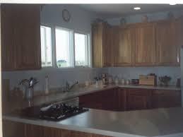 Kitchen No Backsplash No Backsplash In Kitchen Reminds Me Of Juliau0027s Mosaic