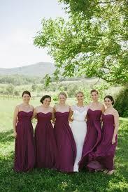 plum wedding dresses 45 plum purple wedding color ideas deer pearl flowers