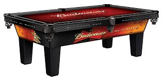 budweiser pool table light with horses budweiser bowtie pool table pool table