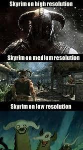 Elder Scrolls Memes - image 897101 the elder scrolls v skyrim know your meme